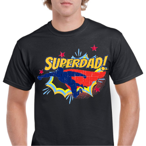 Super Dad- Father's Day