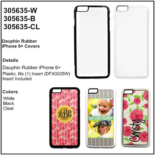 Personalize - iPhone 6 Plus Rubber Phone Case Covers
