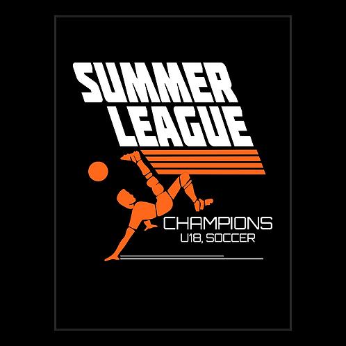 Summer League- Rectangular Plaques