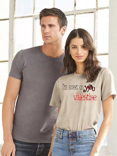 I'm Sweet On You -Valentine's Day Tee