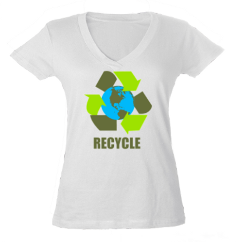 Recycle Custom Tee