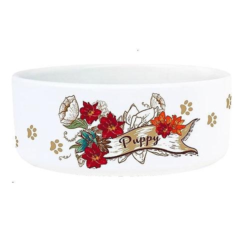 Pet Ceramic Sublimation Bowl- Personalize