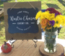 Rustic Charm Event Co.
