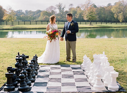 Giant Chess Rental
