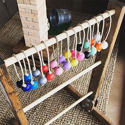 Ladder Ball Rental