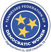 TN Federation of Democratic Women Logo -