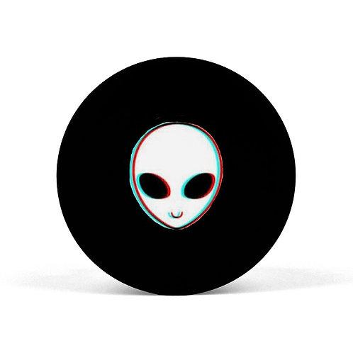 Alien Face Pop Grip