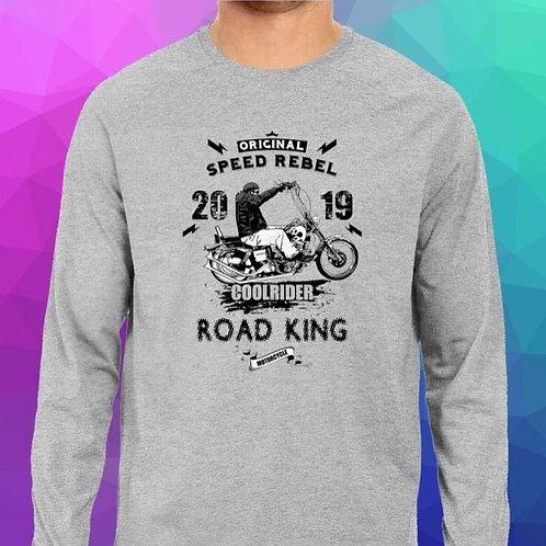 Road King Men's T-Shirt