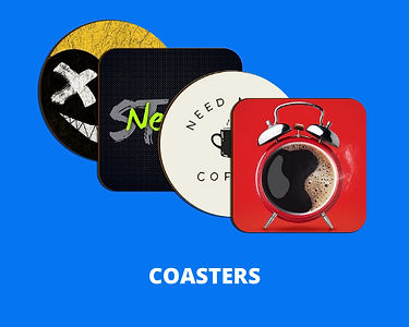 Coasters Collection
