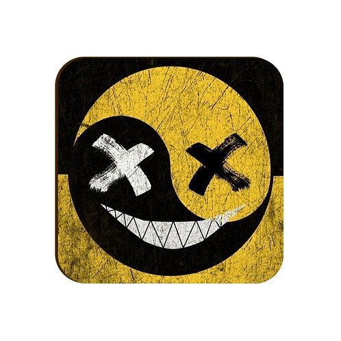 XO Smile Coaster