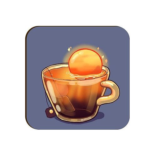 Morning Tea Coaster