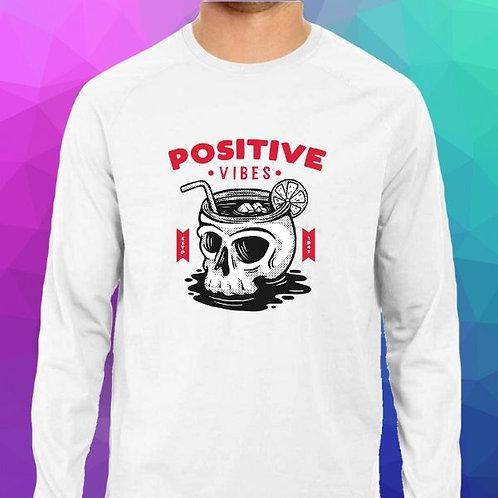 Positive Vibes Men's T-Shirt