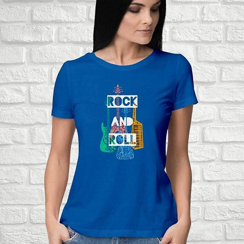 Rock & Roll Women's T-Shirt