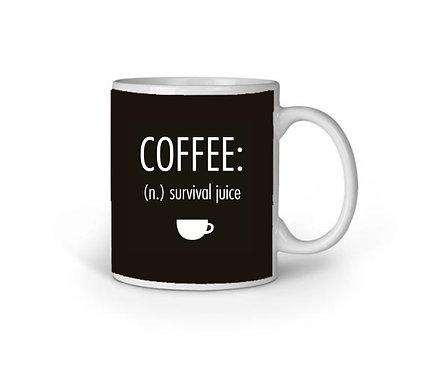 Survival Juice Mug