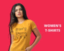 Women T-Shirts Collection