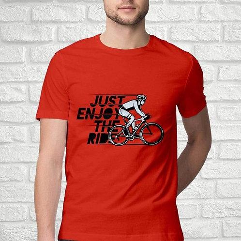 Just Enjoy The Ride Men's T-Shirt