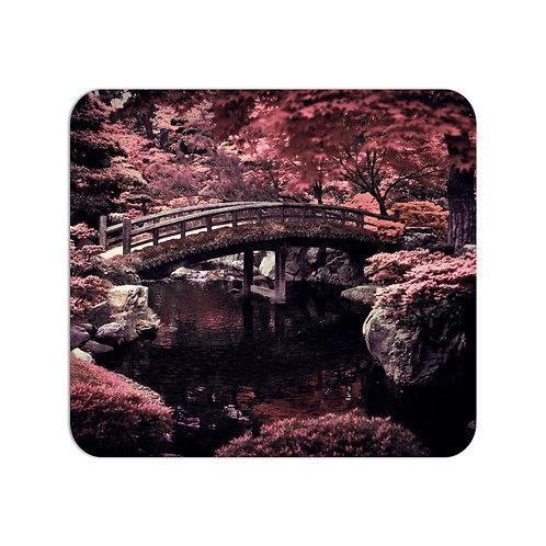 Forest Bridge Mousepad