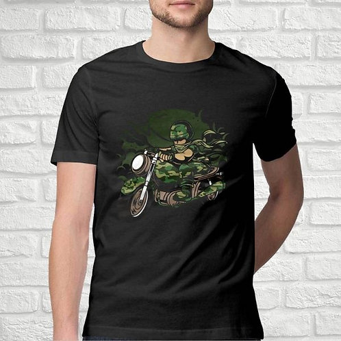 Army Bike Men's T-Shirt