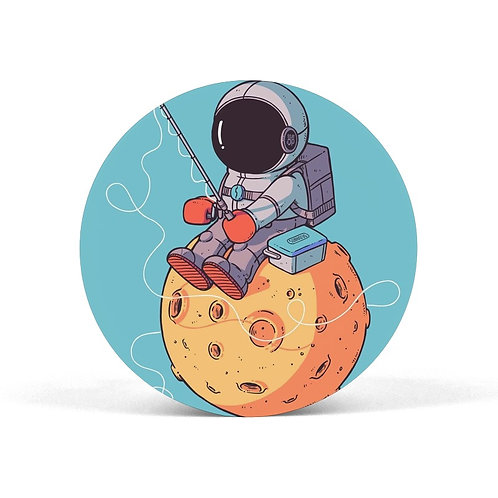Space Fishing Pop Grip