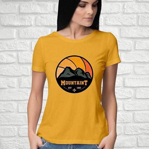 Mountain T Women's T-Shirt