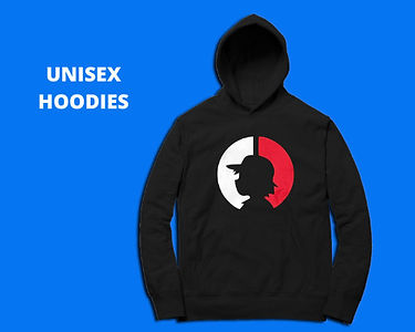 Unisex Hoodies Collection