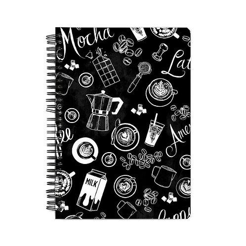 Mocha Notebook