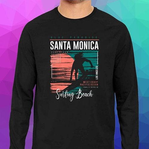 Santa Monica Men's T-Shirt