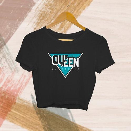 Queen Authentic Crop Top