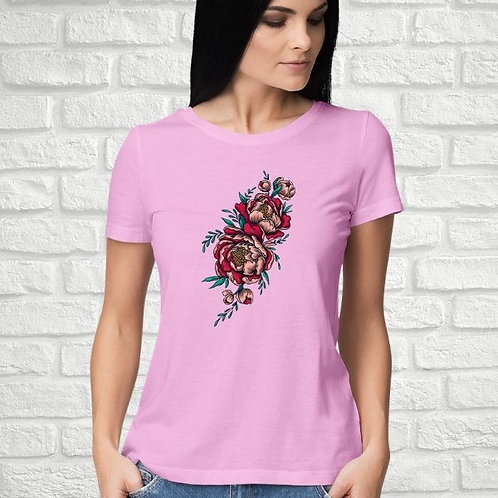 Floral Women's T-Shirt