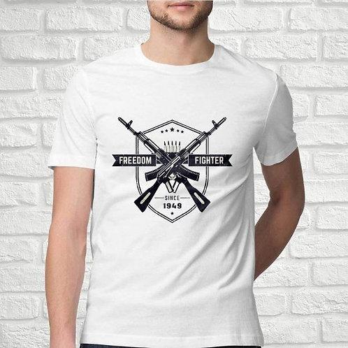 Freedom Fighter Men's T-Shirt