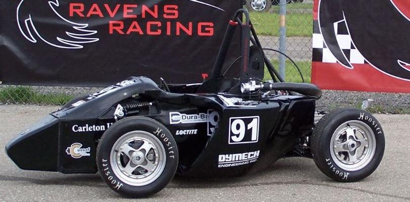 Ravens Racing - The Cars