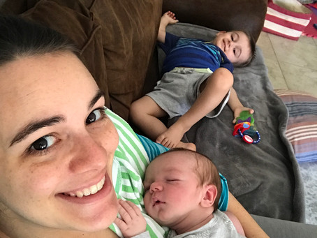Postpartum Unplugged Part 2: Home From the Hospital