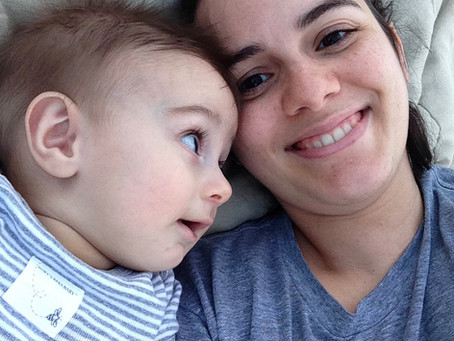 Mom Advice: Flat Head Warning and How to Prevent It