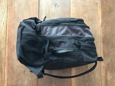 Favorite Diaper Bag:  DadGear Backpack