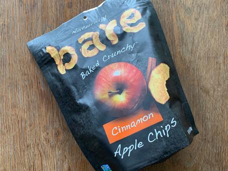 Favorite Snack: Apple Chips