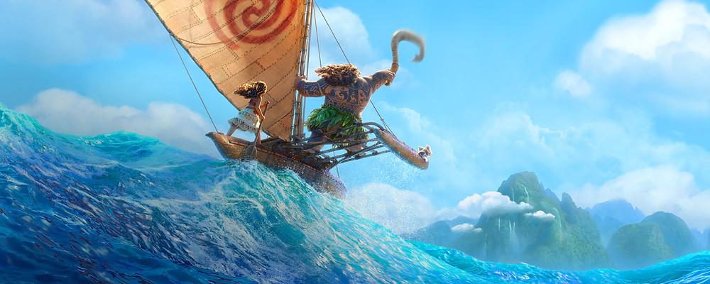 Moana, Maui, Movie, Family Movie