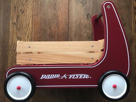 Favorite Toys: Radio Flyer Wagon