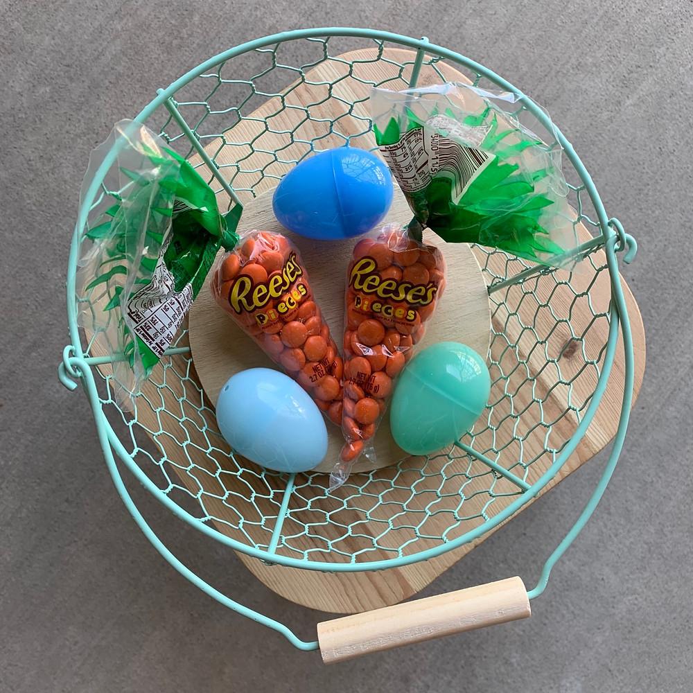 Easter, basket, baskets, Easter basket, idea, ideas, mom, blog