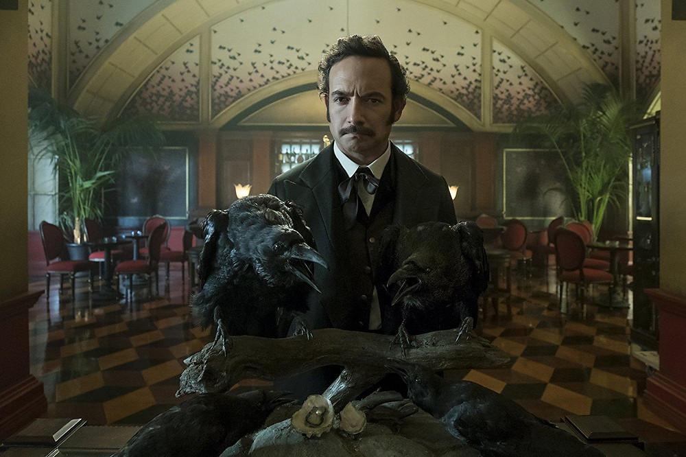 Altered Carbon, Netflix, Poe