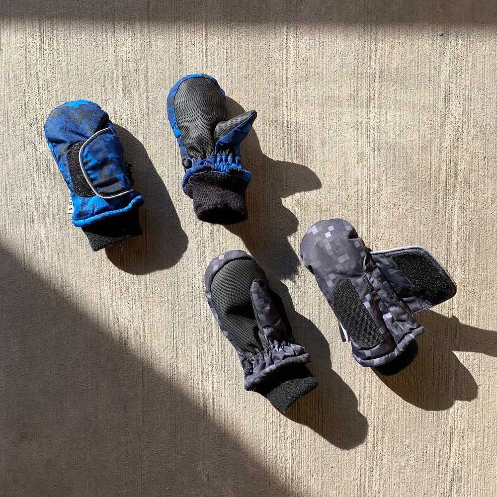 mittens, waterproof, winter, gear, toddlers, kids