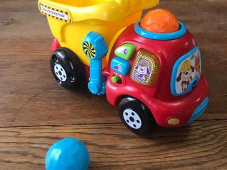 Favorite Toys: Dump Truck