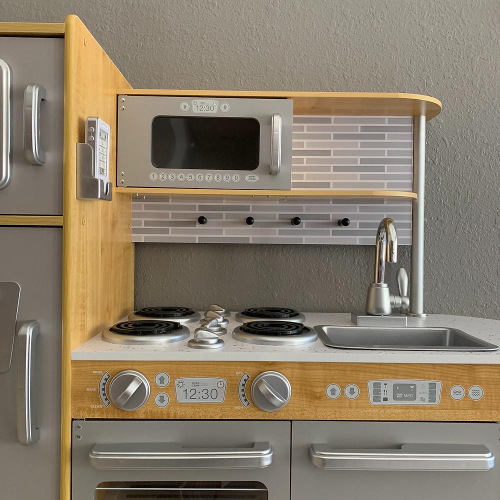 play kitchen, kid kraft, toy kitchen, play, kitchen, toddler, uptown