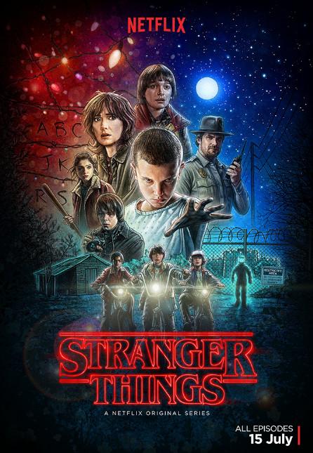 Stranger Things, Season 1, Netflix