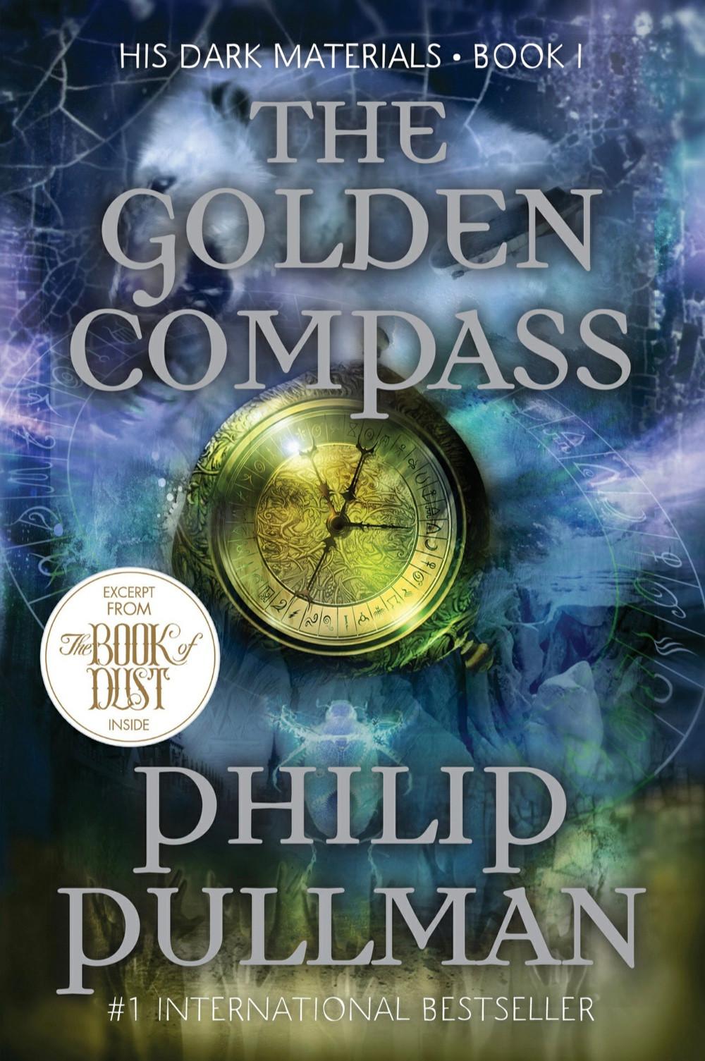 The Golden Compass, His Dark Materials, Philip Pullman, Lyra