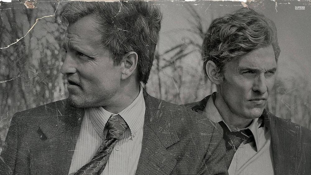 True Detective Season 1, Starring Woody Harrelson and Matthew McCounaughey