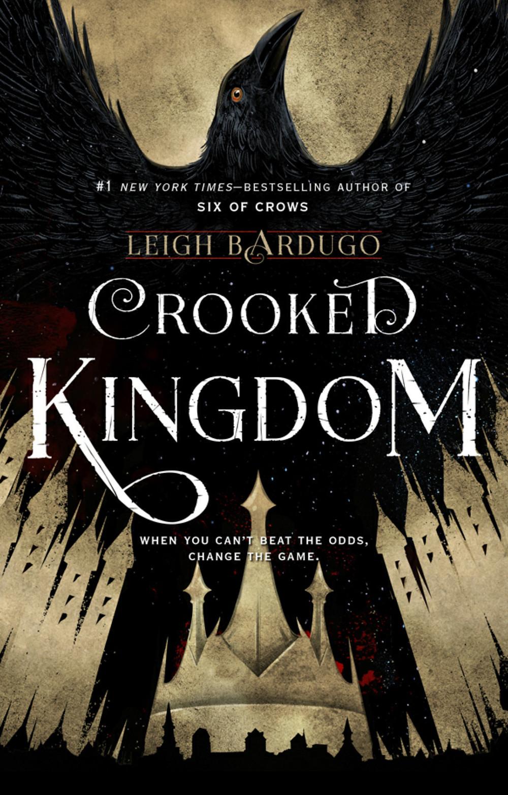Crooked Kingdom, Leigh Bardugo, book, read