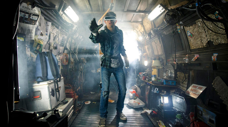 Ready Player One, Steven Spielberg, Movie Night, Date Night