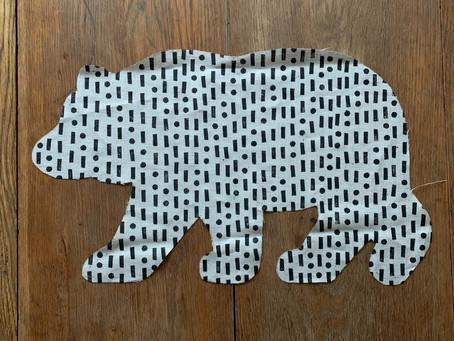 Bear Pillow Project Box: Progress Update