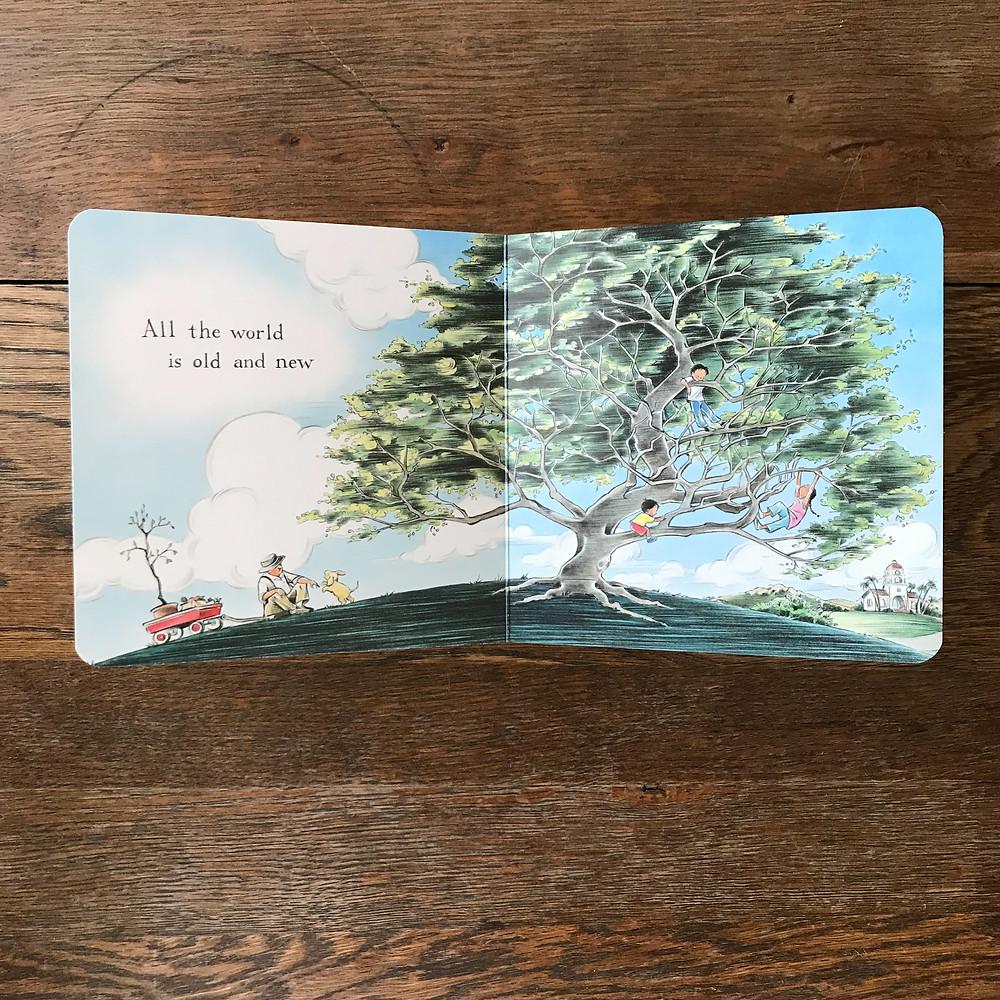 All the World, Liz Garton Scanlon, Marla Frazee, board book, book blog, mom blog