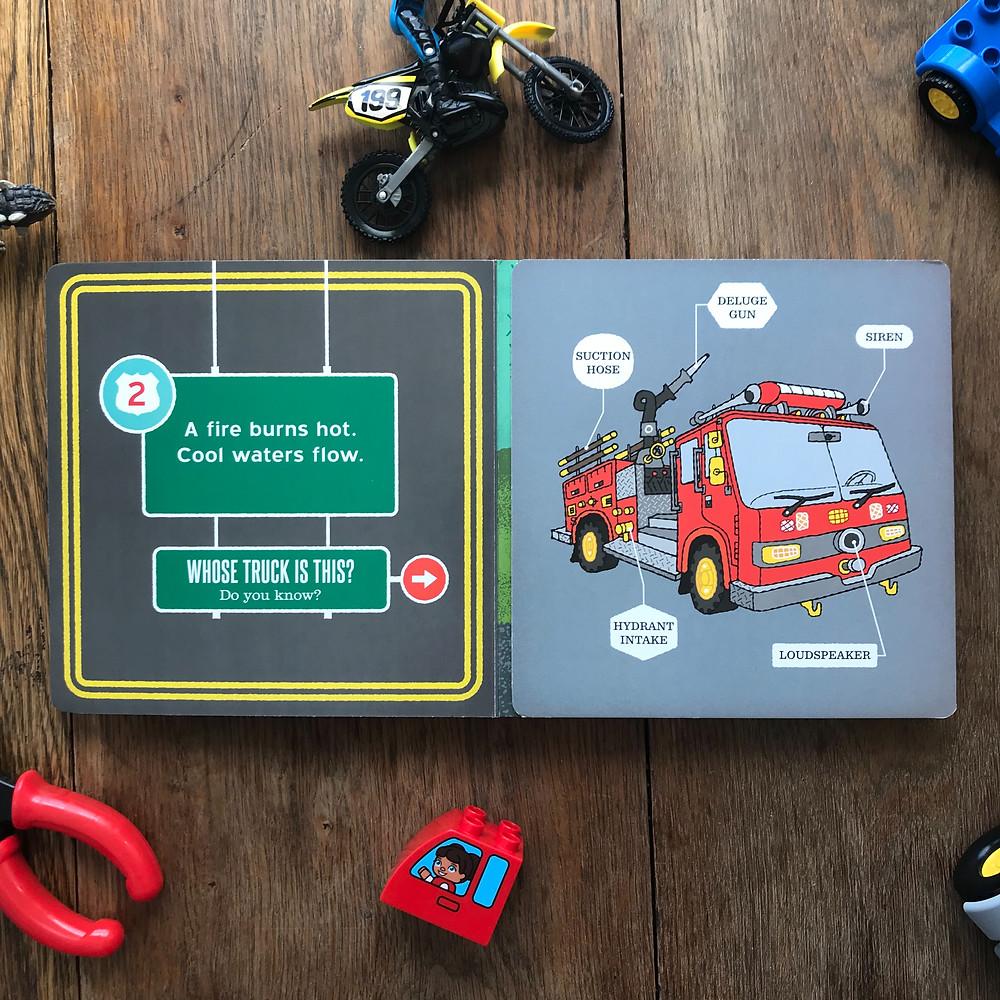 Whose Truck, Toni Buzzeo, Jim Datz, board book, book, childrens book, kid, baby